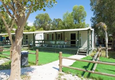 Villaggio Turistico Camping Sporting Club Village
